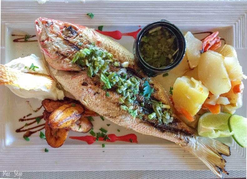 Koud Pouss restaurant Martinique