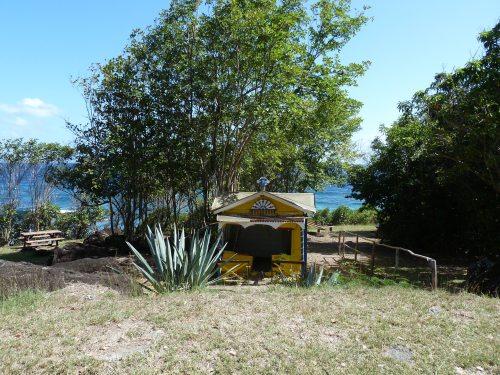 La maison du Bagnard Anse Caffard Martinique