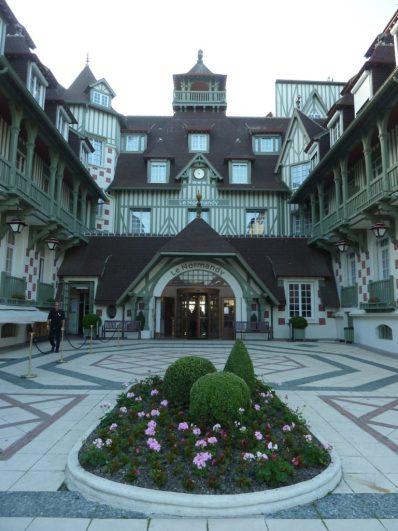 week-end séjour à Deauville normandie