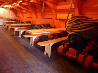 L'Hermione navire bateau Rochefort Charente Maritime