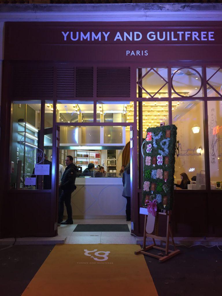 Yummy And Guiltfree gaufre gastronomie gluten free sans gluten Paris Grands Boulevards