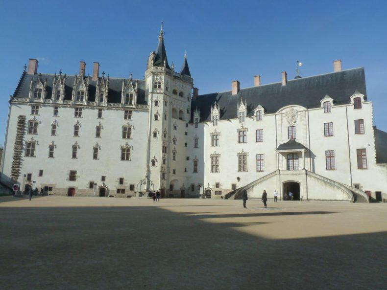 Chateau Duc de Bretagne Nantes - Un week end à - Miss Sego