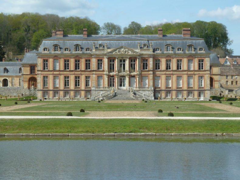 Domaine de Dampierre Vallée Chevreuse Yvelines