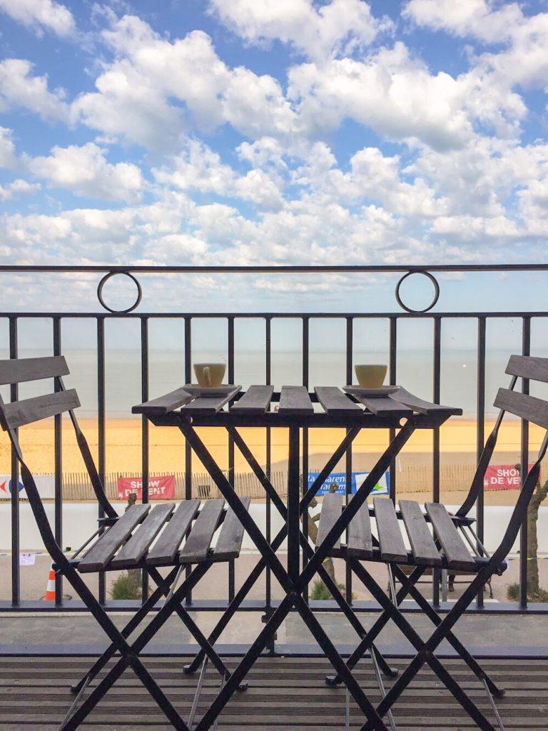Balcon Hotel Les Flots Chatelaillon Plage