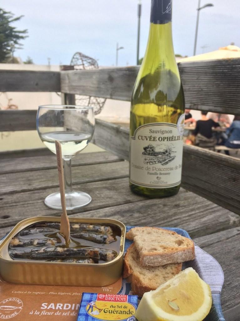Ambiance Cabane Les Boucholeurs Restaurant