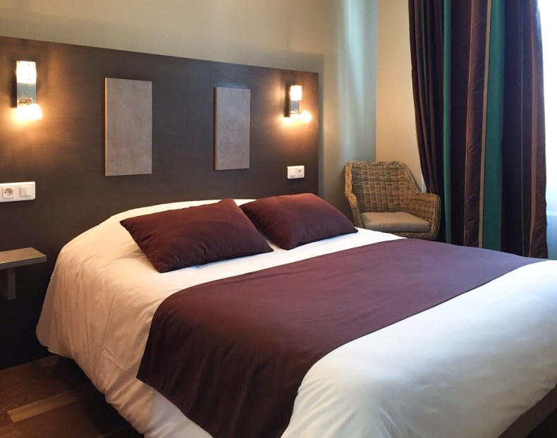 Hotel L'Acadie Chatelaillon chambre