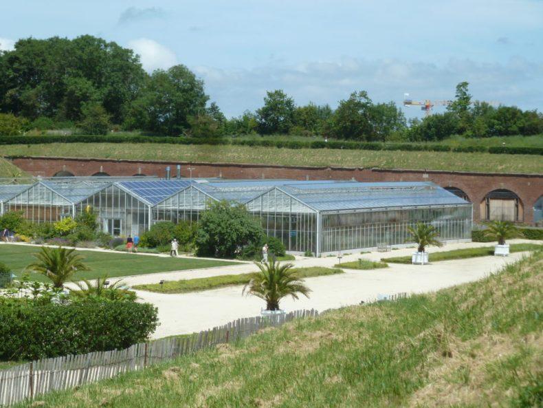 Les Jardins suspendus Le Havre