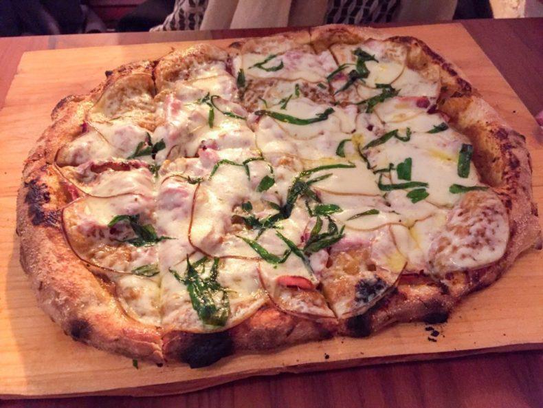 Pizza potiron