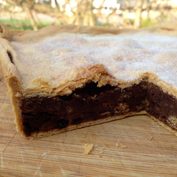 Chocolate Gur Cake