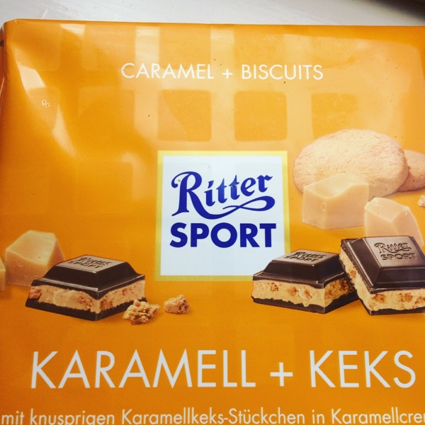 Ritter Sport chocolate image