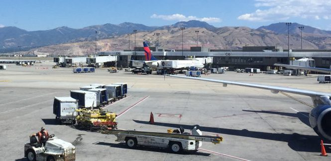 Salt Lake City Airport
