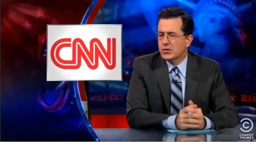 Stephen Colbert On Working For Free