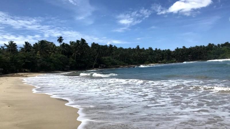 A Trip to the Beach as Curfew Ends in Sri Lanka