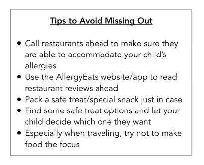 Tips to Avoid Missing Out