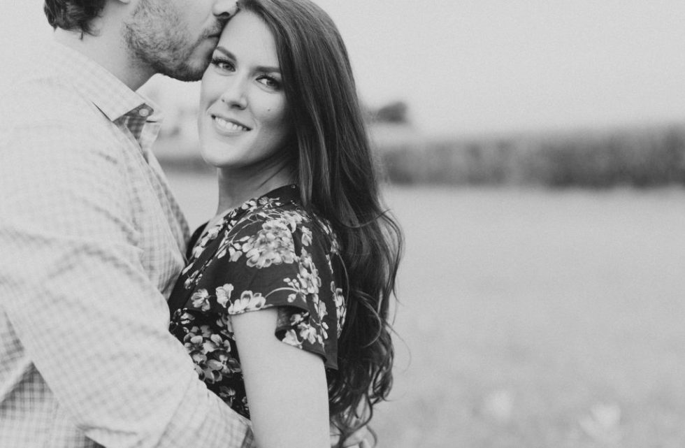 Whimsical, Country PA Engagement Session