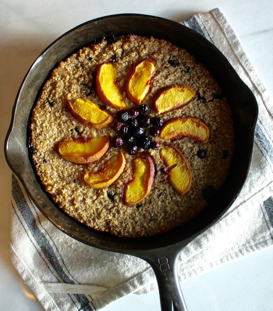 Perfect Cast Iron Breakfast Bake