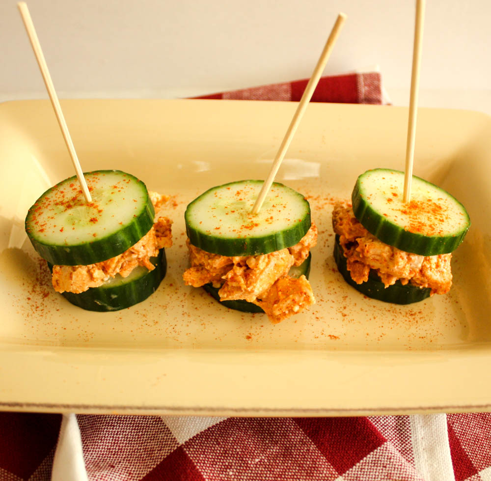 buffalo-chicken-cucumber-sandwich