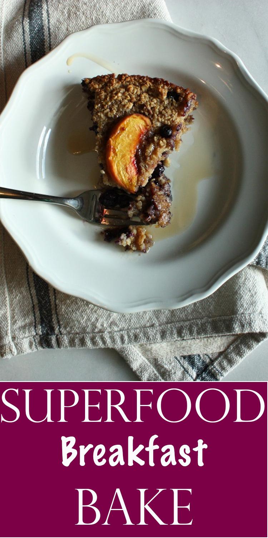 Superfood Skillet Breakfast Bake