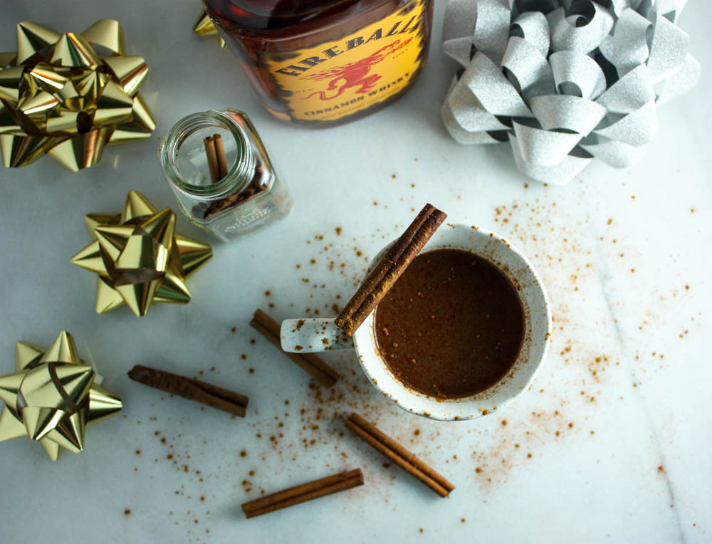 Cinnamon Hot Coco - In the Crock Pot!