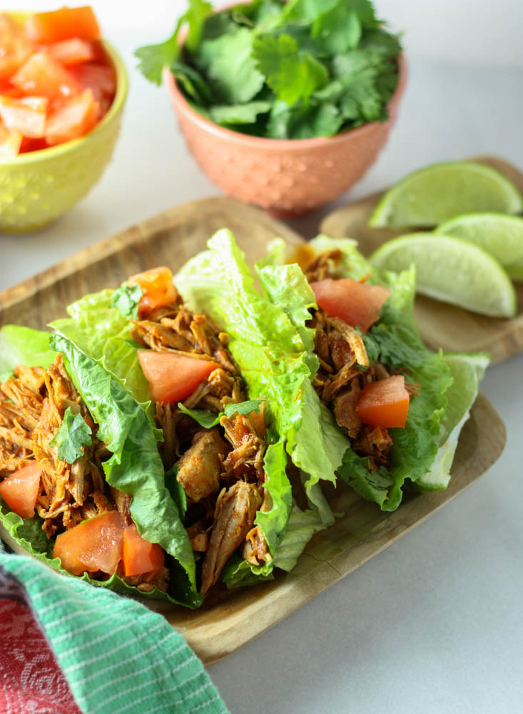 Pork Carnitas in the Slow Cooker