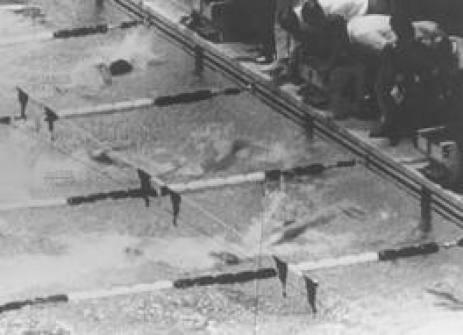 course à rome en 1960