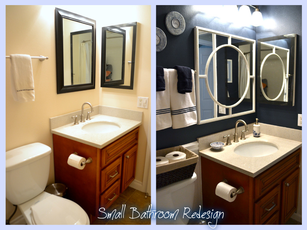 Lovely Redesign Small Bathroom 11 Imageries Home Living