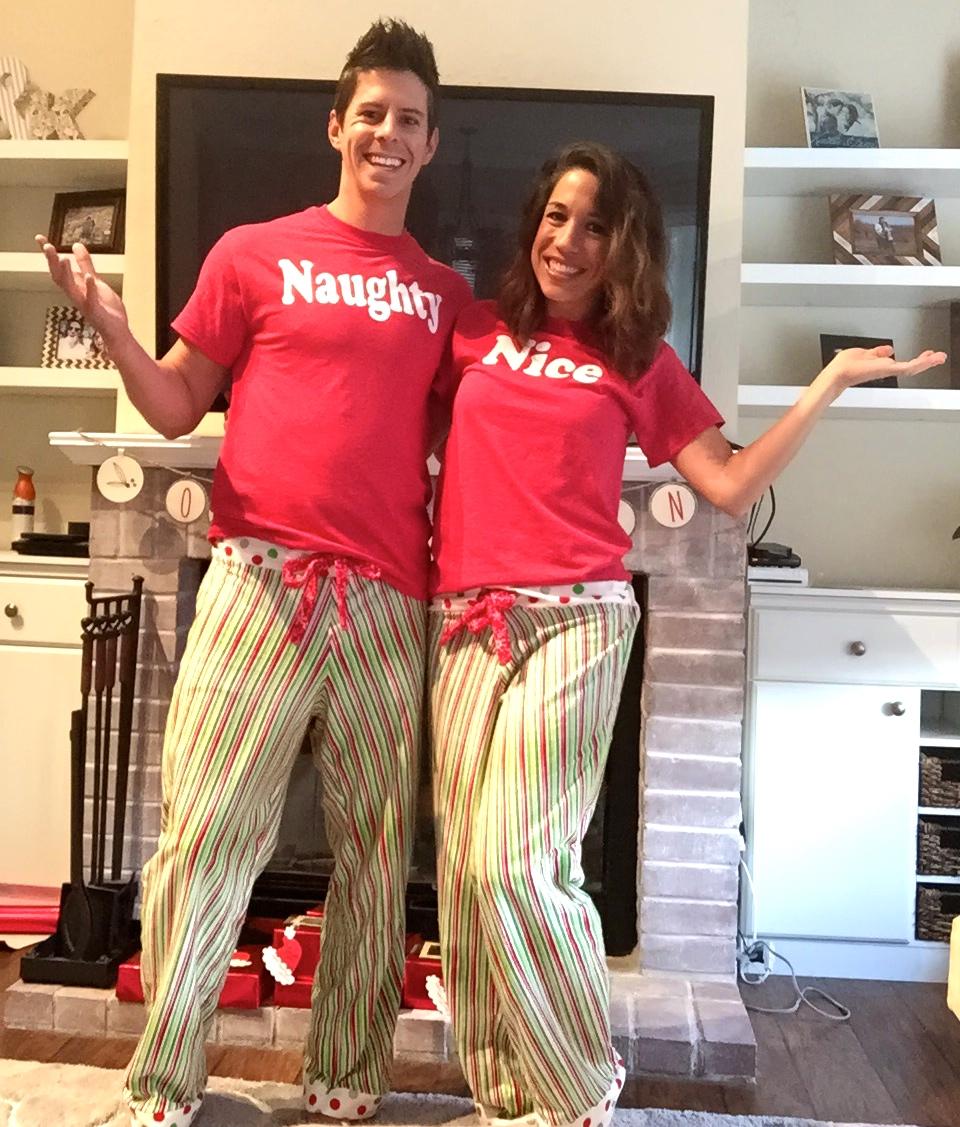 DIY Family Pajamas Miss Bizi Bee