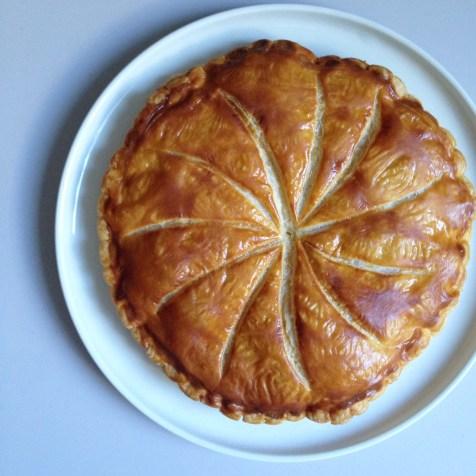 galette des rois à la crème d'amande (6)