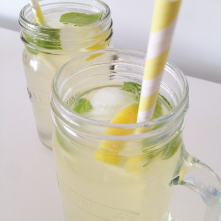 Citronnade citron basilic (1)