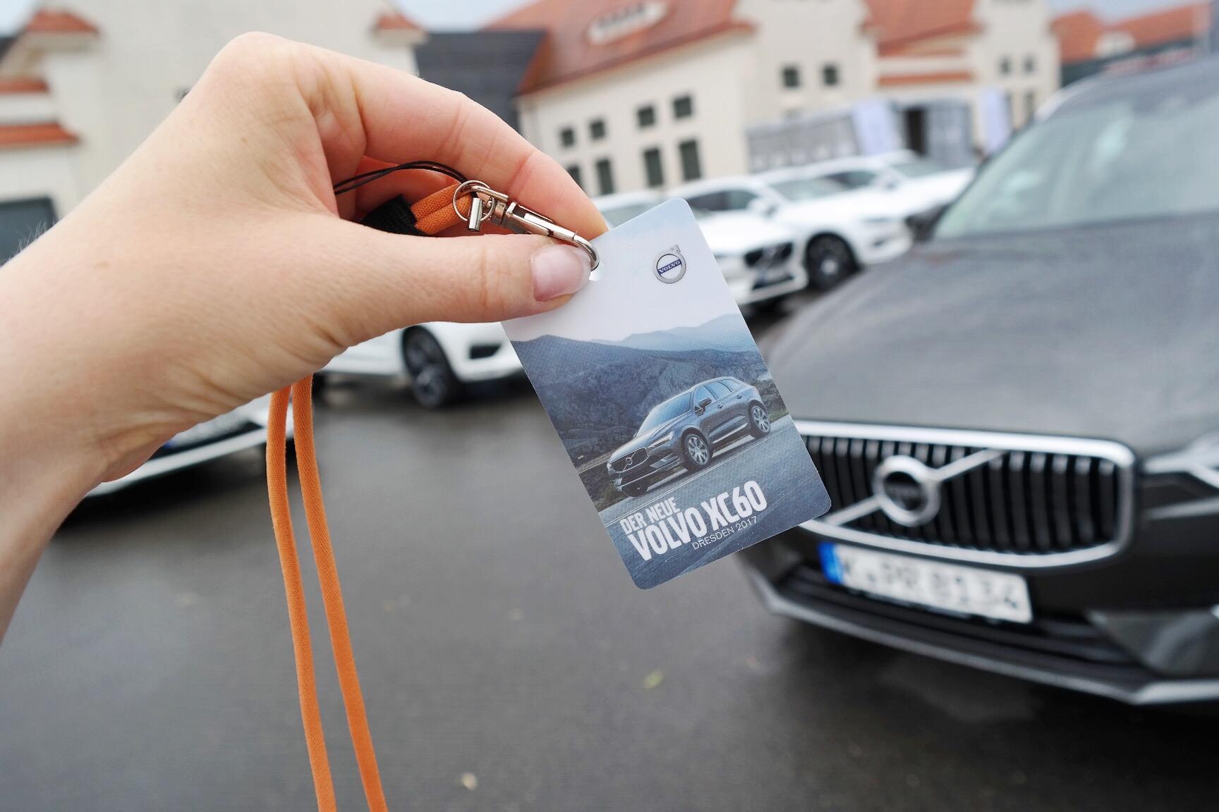 Events // Wenn ein Auto auf den Markt kommt - der Volvo XC60 2017 ...