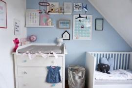 Kinderzimmer für zwei Kinder Mädchenzimmer Babyzimmer