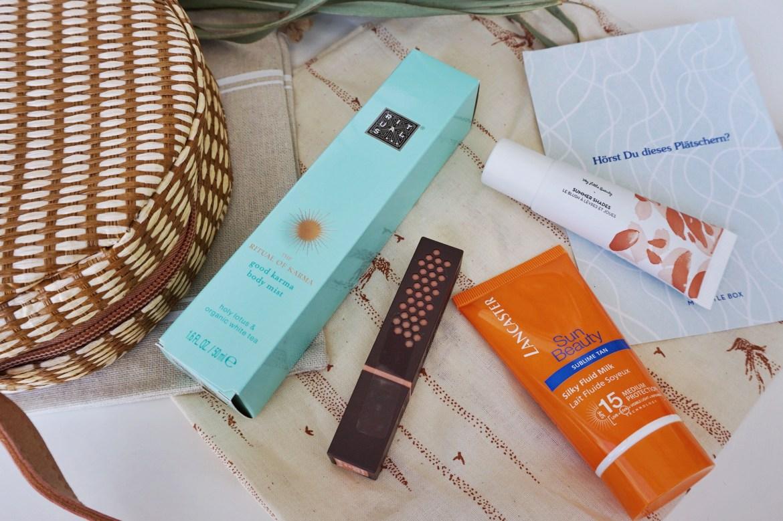 Sommerpflege Produkte Korres