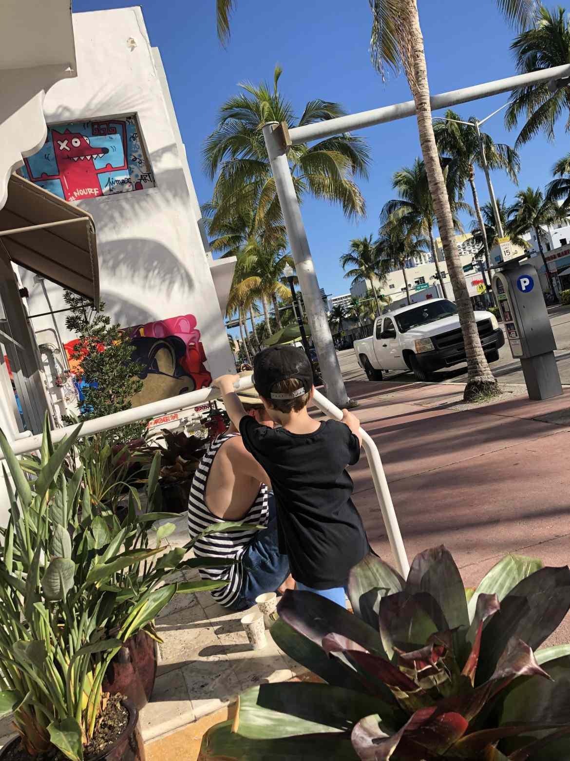 Miami Beach mit Kindern