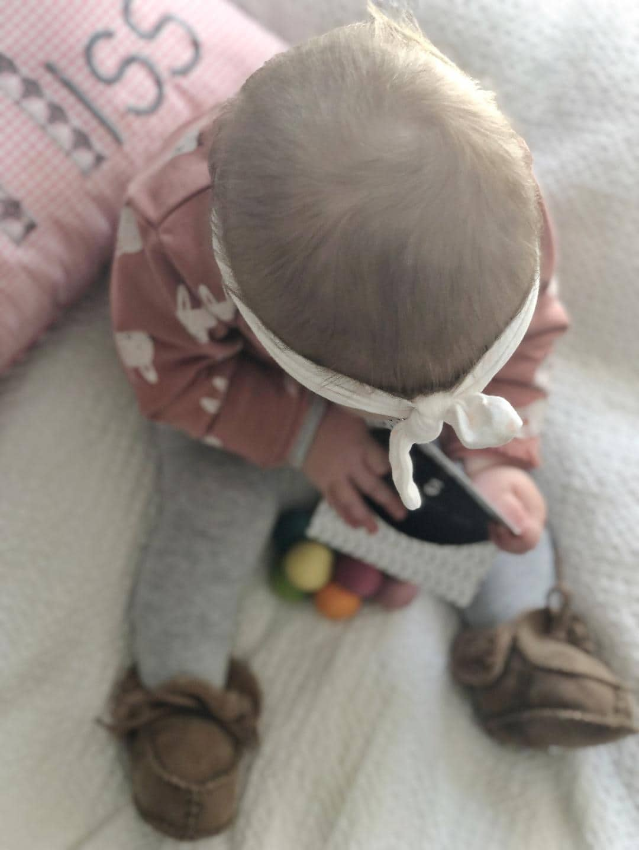 8 Monate Baby
