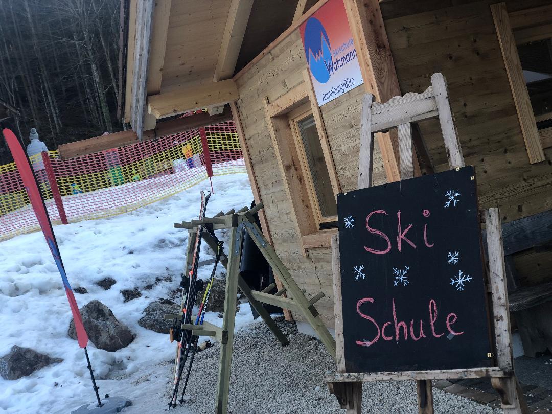 Berchtesgaden mit Kindern skischule