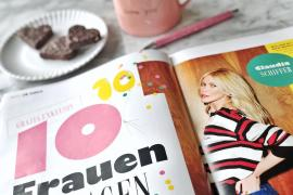 Grazia 10 Fragen Blog bonn