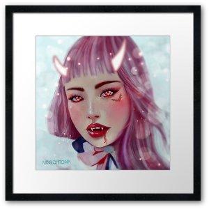 Portrait Commission Art