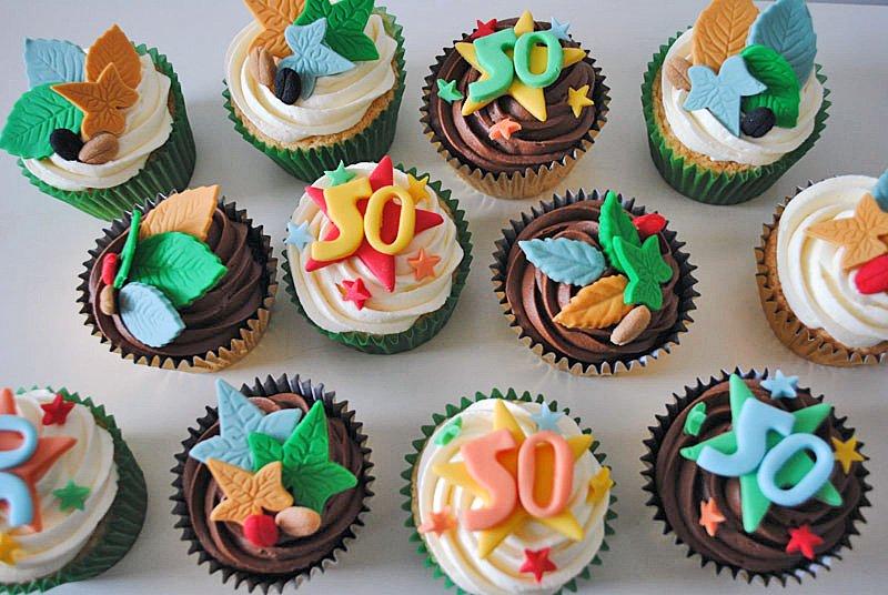 Birthday Cupcakes London Buy Birthday Cupcakes Online