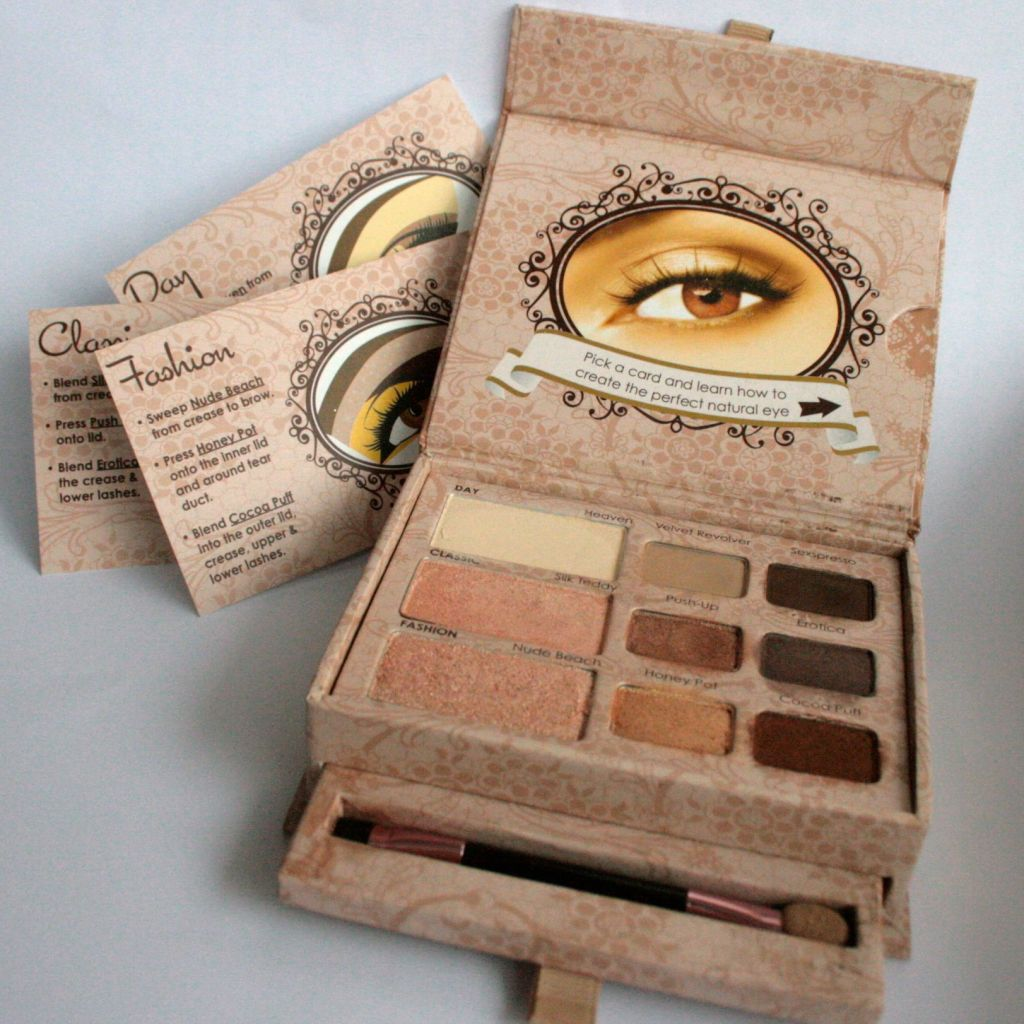 Too Faced Natural Eye Collection