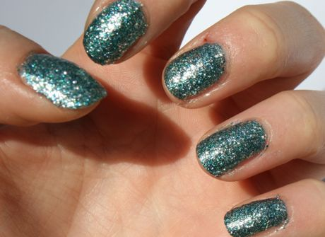 Review: Nails Inc Special Effects 3D Glitter - Miss Danielle