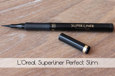Review: L'Oreal Superliner Perfect Slim