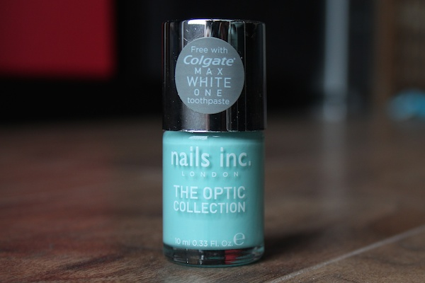 Nails Inc Optic Collection in Optic Wave