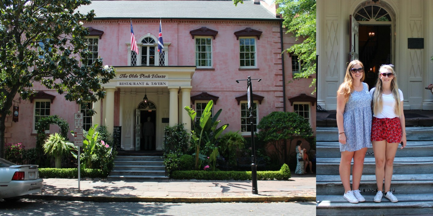 Olde Pink House Savannah