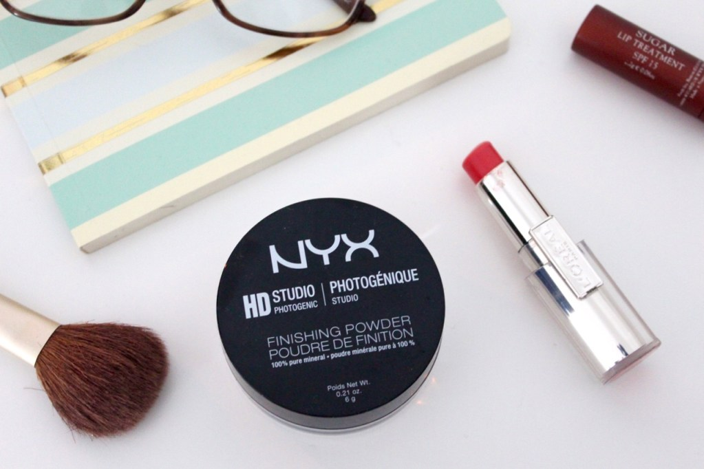 NYX HD Studio Photogenic Finishing Powder