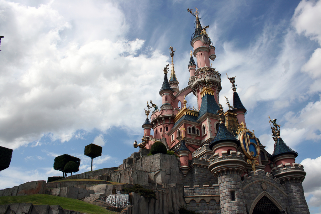 Things I'm Excited for at Disneyland Paris
