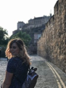Adventures in Edinburgh