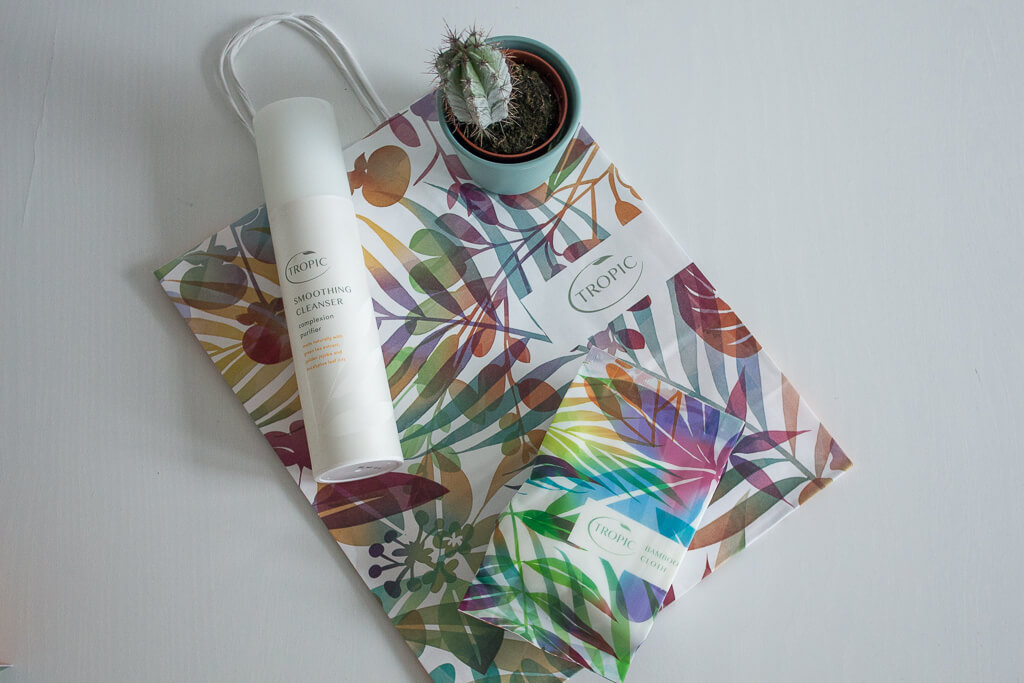 Tropic Skincare Smoothing Cleanser Complexion Purifier