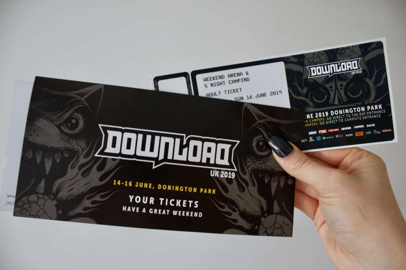 What to Take to Download Festival 2019