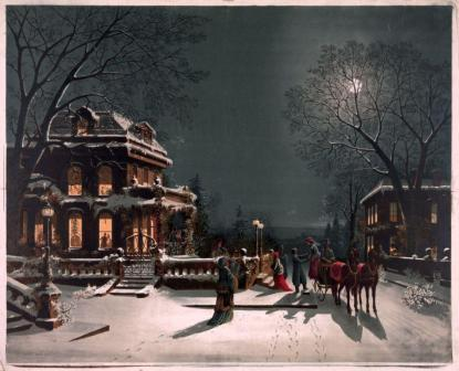 No Known Restrictions Christmas Eve by J. Hoover no date LOC 2122063062