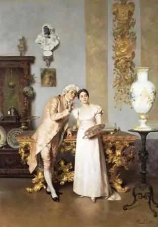 l'educazione delle donne in epoca regency